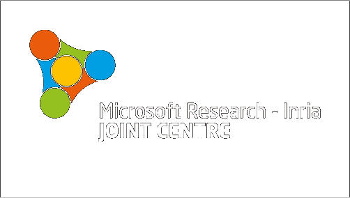 MSR Inria Joint Centre
